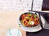 Beef bourguignon als Pasta-Remix Rezept