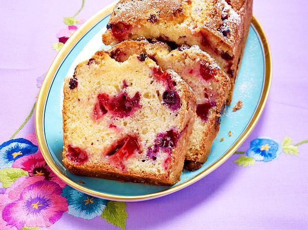 Beeren-Milchreis-Kuchen Rezept