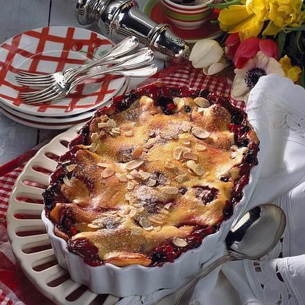 Beeren-Quark-Lasagne Rezept