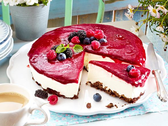 Sommerkuchen Fruchtiges Fur Warme Tage Lecker