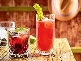 Melonenfrische Bloody Mary Rezept