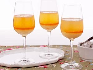 Bellini mit Aperol Rezept