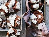Berry Christmas Chocolate Cookies Rezept