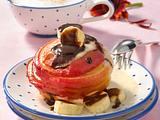 Beschwipste gebackene Äpfel Rezept