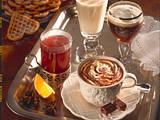 Beschwipste Schokolade Rezept