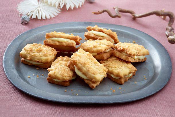 Bienenstich-Kekse Rezept