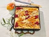 Birnen-Flammkuchen Rezept