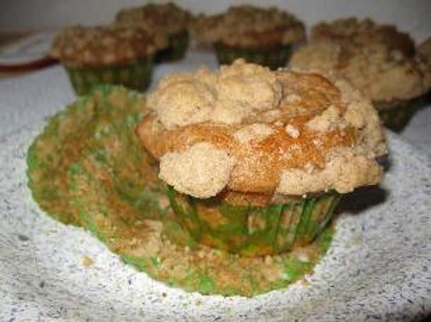Birnen-Muffins Rezept