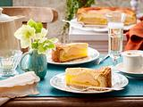 Birnen-Sekt-Kuchen Rezept