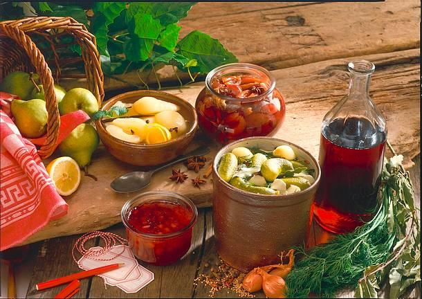 Birnen süß-sauer Rezept