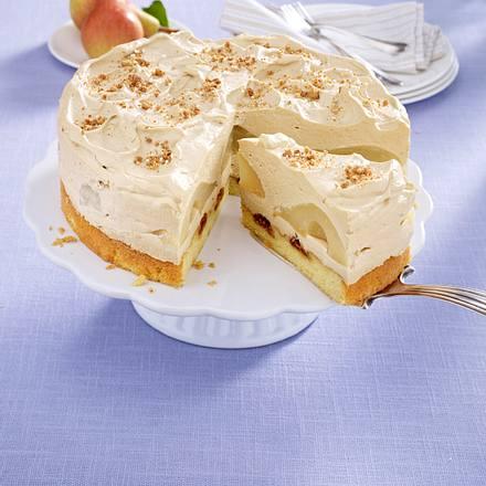 Birnen-Tiramisu-Torte Rezept
