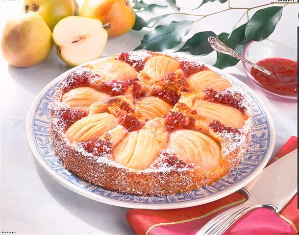 Birnenkuchen (Diabetiker) Rezept