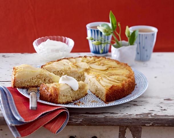 Birnenkuchen mit exotischem Flair Rezept