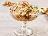Bite The Big Apple Waldorfsalat mit Hähnchen Rezept