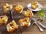 Blätterteig-Spargel-Muffins Rezept