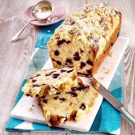 Blaubeer-Bananenkuchen mit Streuseln Rezept