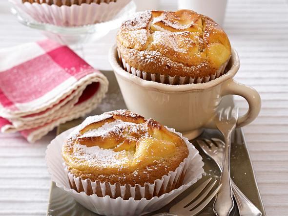 Blaubeer-Käse-Muffins Rezept