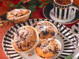 Blaubeer-Muffins Rezept