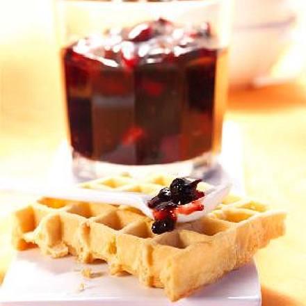 Blaubeer-Zitronengras-Marmelade Rezept