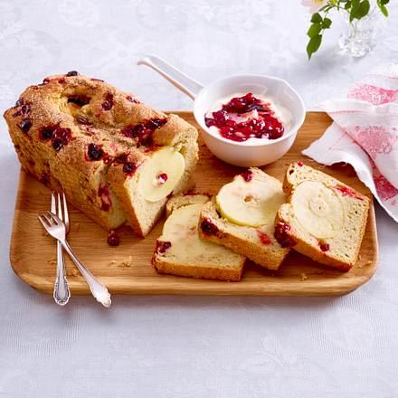 Blitz-Apfel-Kastenkuchen Rezept