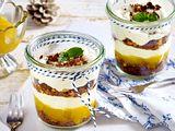 Blitz-Quarktrifle mit Lemon Curd Rezept