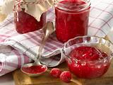 Blitzschnelle Himbeer-Marmelade Rezept