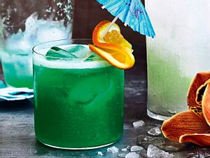 Blue Hawaii Rezept