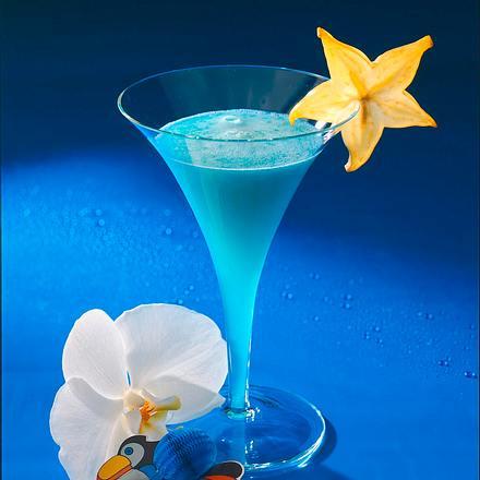Blue Lagoon Rezept