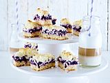Blueberry Coconut Bars Rezept