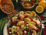 Blumenkohl-Kichererbsen- Salat Rezept