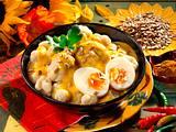Blumenkohl mit Curry-Soße Rezept