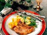 Bohnen in Curry-Thymian- Sahne Rezept