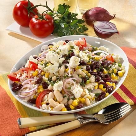 bohnen mais salat rezept chefkoch rezepte auf kochen backen und schnelle gerichte. Black Bedroom Furniture Sets. Home Design Ideas