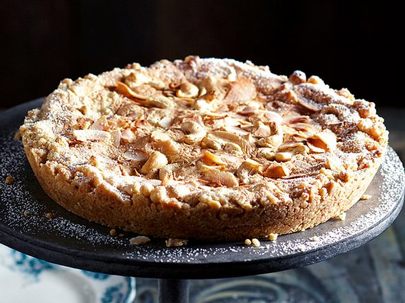 Bourbon-Nut-Pie Rezept