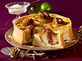 Bratapfel-Käsekuchen Rezept