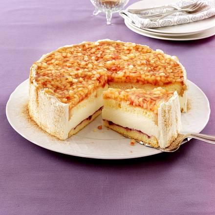 Bratapfel-Schmand-Torte Rezept
