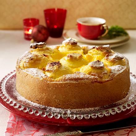 Bratapfel-Torte Rezept