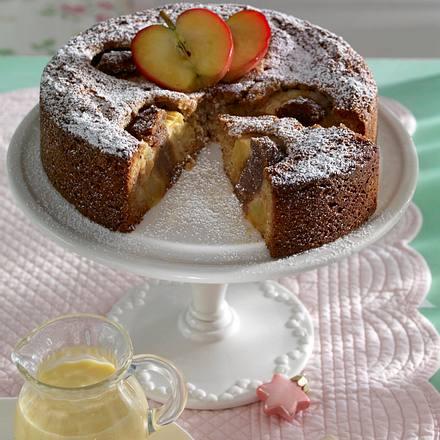 Bratapfelkuchen Rezept