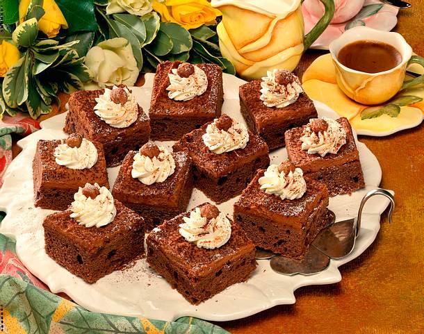 Brauner Blechkuchen Rezept