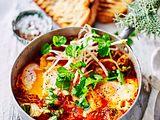 Breakfast-Kimchi mit Ei Rezept