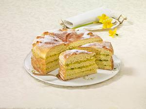 Brioche mit Birnen-Curd Rezept