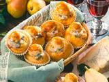 Brioches mit Käse-Birnenfüllung Rezept