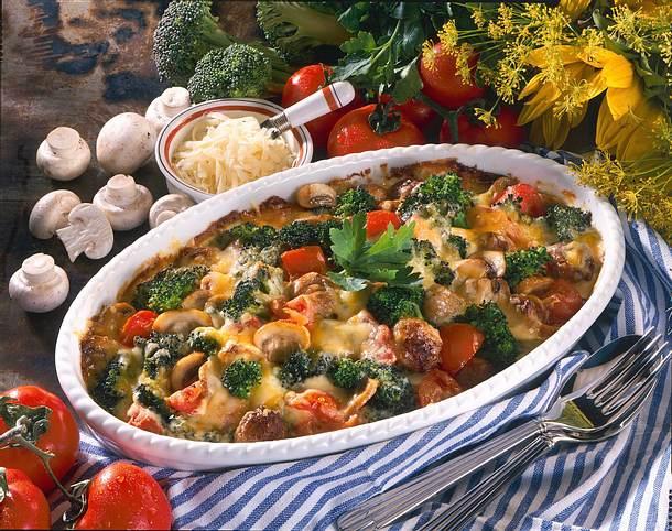 Broccoli-Auflauf Rezept