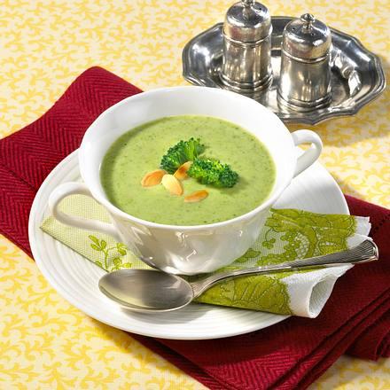 Broccoli-Creme-Suppe Rezept