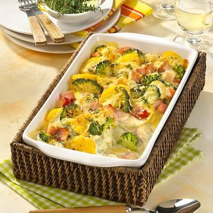 Broccoli-Käse-Auflauf Rezept