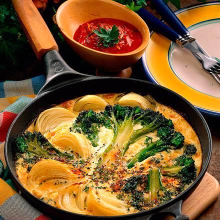 Broccoli-Pfanne Rezept
