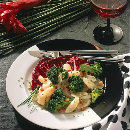 Broccoli-Schwarzwurzel-Salat Rezept