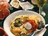 Broccolikuchen mit Lachs Rezept
