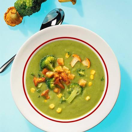 Broccolisuppe Rezept