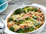 Brokkoli-Schinken-Auflauf Rezept